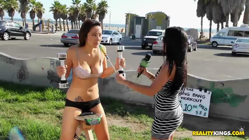 Brazilian nude girls on beaches